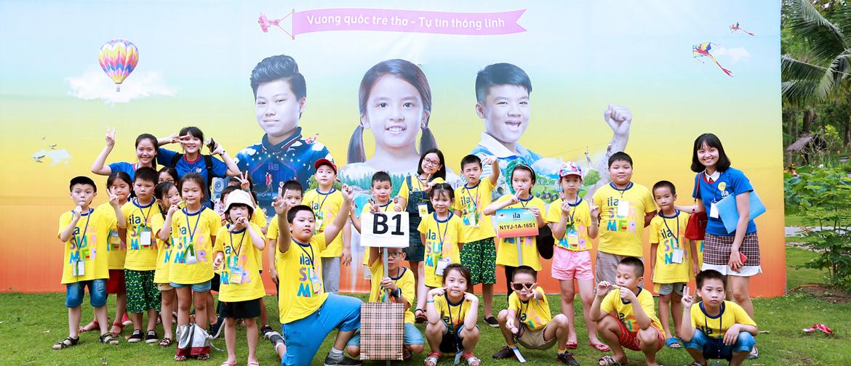 Tổ chức Team Building Đà Nẵng chuyên nghiệp cho học sinh